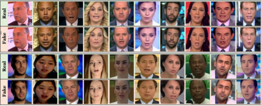 "This algorithm automatically spots ""face swaps"" in videos"